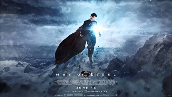 Man of Steel:  Extraordinary Entrance for the Last Son of Krypton